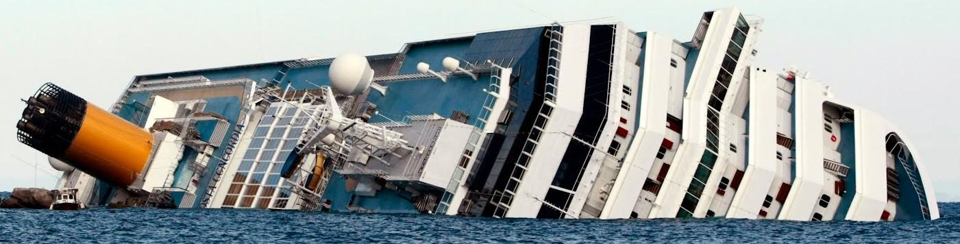 7 anni dal naufragio Concordia